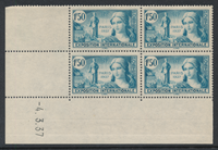 France 1937 - YT 336 CD - Mint