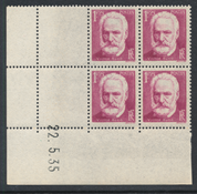 France 1935 - YT 304 CD 35 - Mint