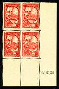 France 1939 - Yvert 442 CD