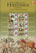 Great Britain - Battle of Hastings - Mint sheetlet