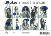 Netherlands - Fashion - Mint sheetlet