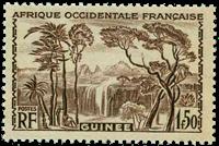 Guinea - YT 140 postfrisk