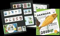 Denmark - Yearpack 2016 - Year Pack