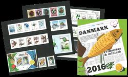 Danmark - Årsmappe 2016 - Årsmappe 2016