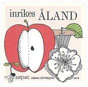 Åland - SEPAC / Saisons - Timbre neuf