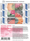 Netherlands - Borderless Netherland - Mint souvenir sheet