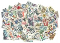 Czechoslovakia 1953-1990 - 800 different stamps
