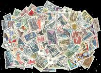 Czechoslovakia 1953-1990  800 stamps