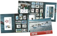 Groenland - Collection annuelle 2016 - Coll.Annuelle