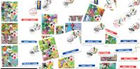Coupe du Monde de football 2002 - Série complète d'enveloppes de chaque match