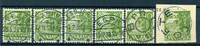 Danemark - Collection - 1933