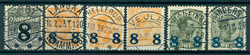 Danmark - Samling - 1921-22