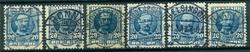 Danmark - Samling - 1907-11