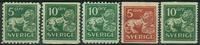 Sverige - 1920-21