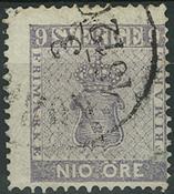 Sweden - 1872
