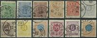Sweden - Lot - 1858-77