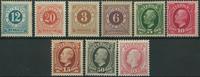 Sverige - Parti - 1872-1919