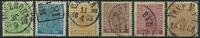Sweden - 1858-66