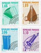 France - YT PO206-09 - Préoblitéré