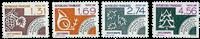 Frankrig - YT 194-97 - Forudannulleret