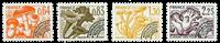 Frankrig - YT 158-61 - Forudannulleret