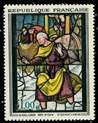 Frankrig - Postfrisk - YT 1377