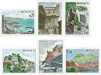 Monaco - YT 986-91 postfrisk