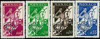 Monaco préoblitéré Y&T 19-22