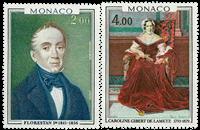 Monaco - YT 1172-73 neuf