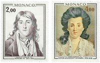Monaco - YT 1065-66 neuf