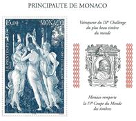Monaco bloc-feuillet neuf Y&T 77