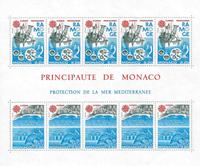 Monaco - YT BL34 mint
