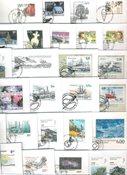 Groenland - 85 enveloppes premier jour différentes