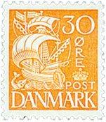 Danmark  Stålstik AFA 206
