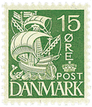 Danmark afa nr. 257