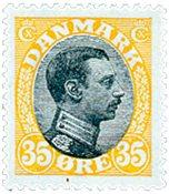 Danmark bogtryk AFA 104