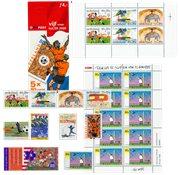Holland - Fodbold 1976-2000 - Postfrisk