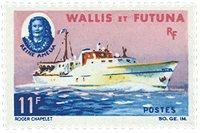 Wallis 171 * 16 polycrome Conférence Pago-Pago