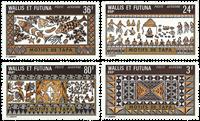 Wallis - YT PA058-61 - postfrisk