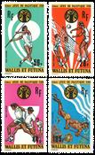 Wallis PA063-66 * Jeux du Pacifique-Sud 1975