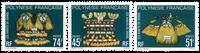 Polynesien - YT 138/40 - Postfrisk