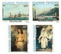 Polynesien - YT PA163/66 - Postfrisk