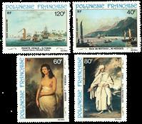 Polynésie PA163/66 * Peintures