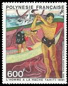 Polynésie PA174 * Gauguin