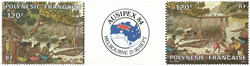 Polynésie PA185A * Ausipex 84