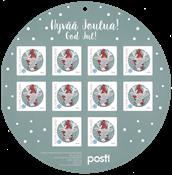 Finland - Rensdyr sheet - Mint stamp