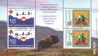 Greenland S/S  scouts + Red Cross - Cancelled