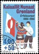 Grønland flag #