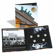 Møntalbum PRESSO *25. Jahre Deutsche Einheit*