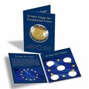 Møntkort *30 Jahre EU-Flagge*